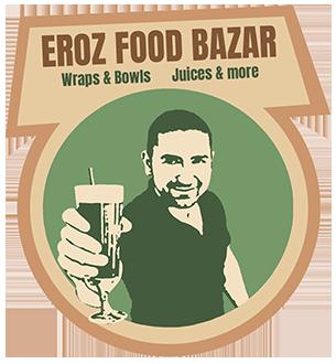 Eroz Juice Bazar   Wraps, Bowls, Juices and more   1060 Wien
